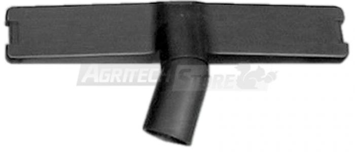 Corpo spazzola Ø 37 mm L=400 (SP) per aspirapolvere Lavor