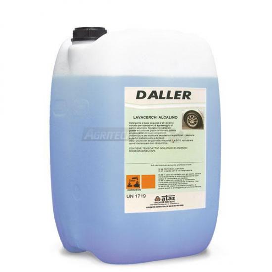Daller Detergente Lavacerchi Alcalino Kg 10