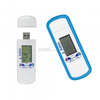 Data Logger MINI T PDF temperatura con sonda interna