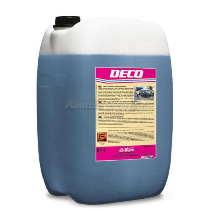 DECO Detergente per autolavaggi