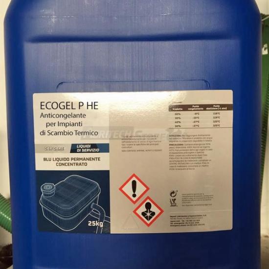 Offerte pazze Comparatore prezzi  Ecogel P He Anticongelante Per Impianti Kg 25  il miglior prezzo