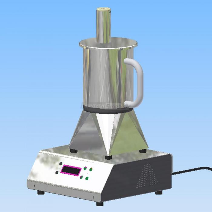 Estrattore a ultrasuoni da 2 litri con display