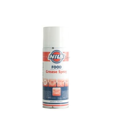 FOOD GREASE SPRAY Nils Bomboletta 400ml