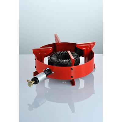 Fornellone a Gas Rosso da esterno 8,8 Kw