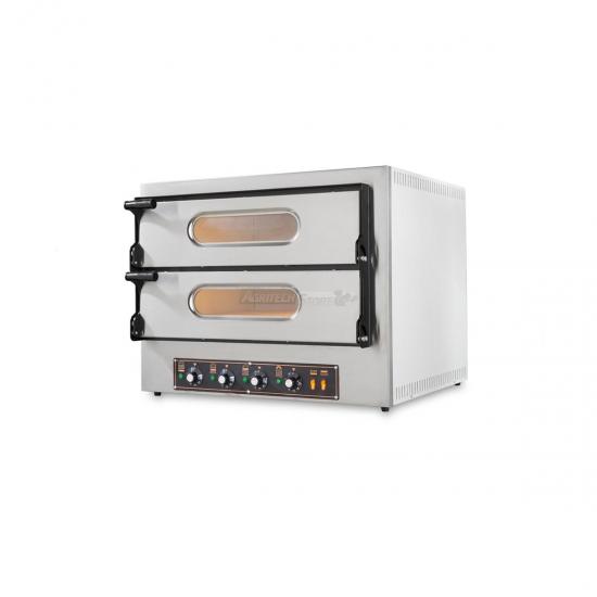 Forno Elettrico Per Pizze Kube 2 Plus Da 64kw