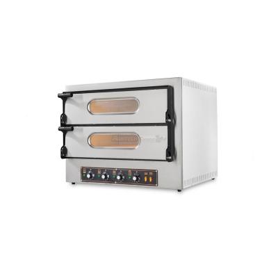 Forno elettrico per Pizze Kube 2 Plus da 6,4Kw