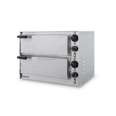 Forno elettrico professionale per 2 Pizze Small E2
