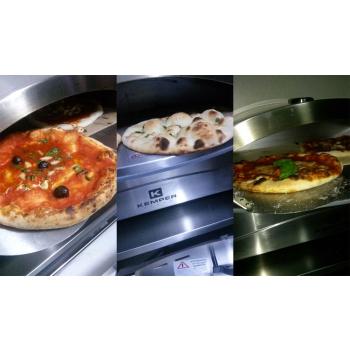 Pizze e focaccie nel Forno a Gas per Pizza