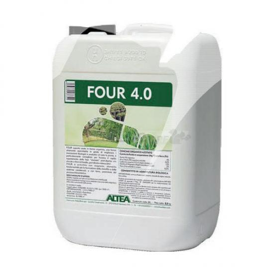 Four 40 Concime Liquido Organico Azotato Di Origine Vegetale