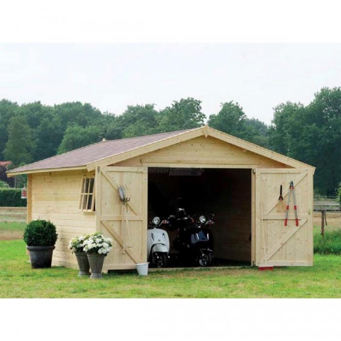 "Garages ""Mugello"" cm 358x558"