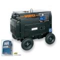 Generatore monofase Diesel Wortex HW 5000 E Kw 4,5 - Motore Hailin