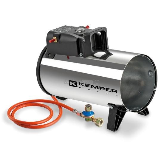 Offerte pazze Comparatore prezzi  Generatore Di Aria Calda A Gas Kemper 65311 Inox  il miglior prezzo