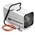 Generatore di aria calda a Gas Kemper QT 102 AR Inox