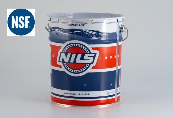 Grasso FOOD Nils per settore Alimentare Latta Kg.18