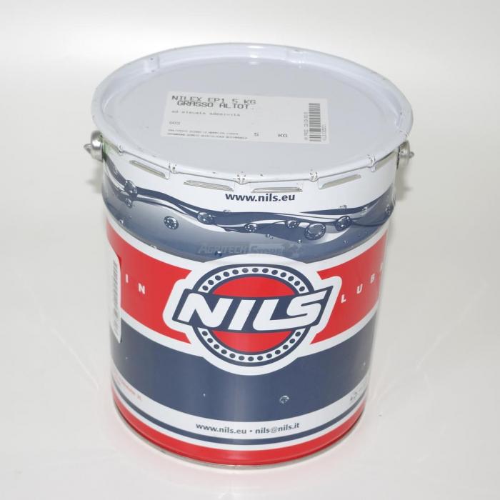 Grasso Nils NILEX EP 1 Lattina da 5 Kg.