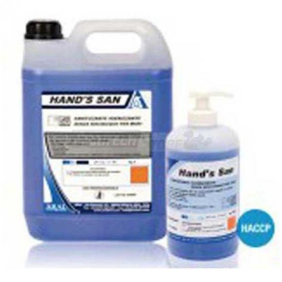 Handsan Gel Igienizzante Per Mani In Tanica Da 5 Litri