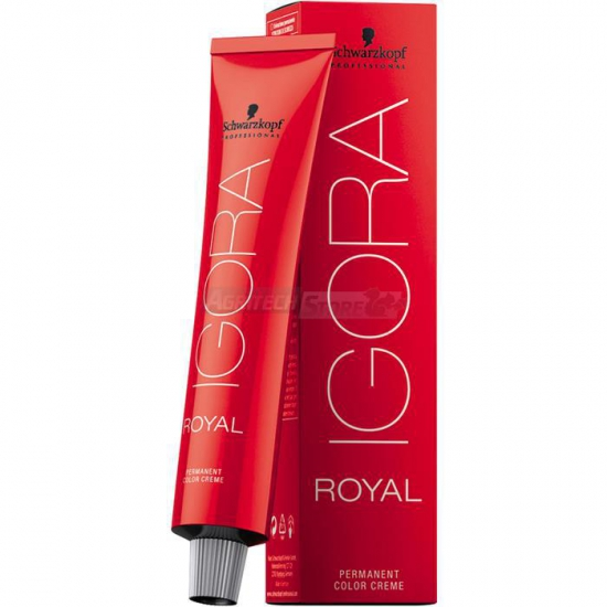 Schwarzkopf Igora Royal Colorazione Permanente 60ml