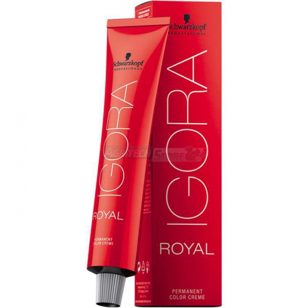 Schwarzkopf Igora Royal - Colorazione permanente - 60ml