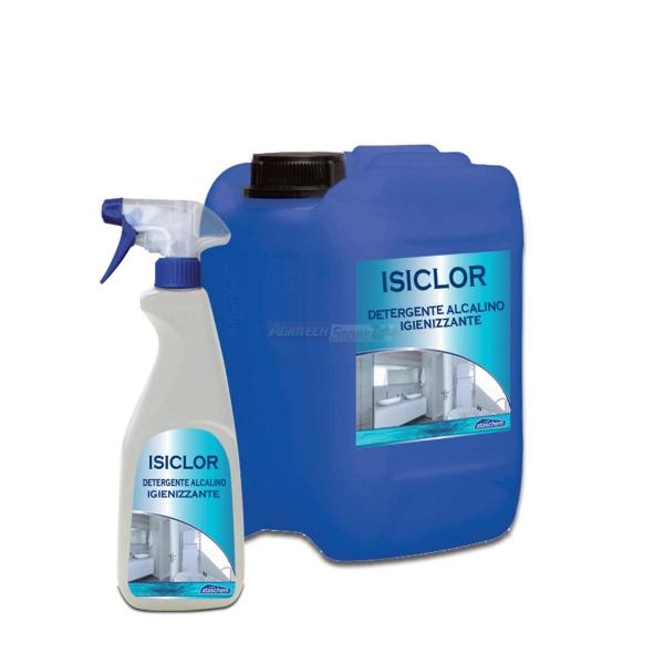 Isiclor Detergente alcalino ad effetto Igienizzante