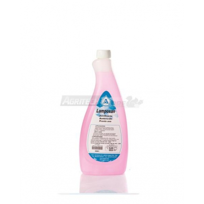 LAMPOSAN sanificante battericida 750 ml