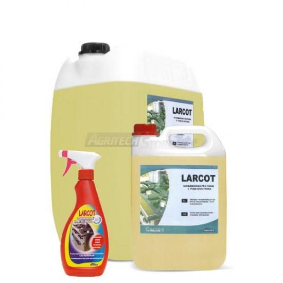 Offerte pazze Comparatore prezzi  Larcot Schiumogeno Per Forni E Piani Di Cottura Tanica Da 5 Kg  il miglior prezzo