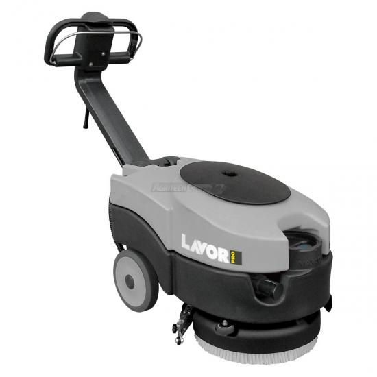 Lavasciuga Pavimenti Professionale Quick Lavorpro