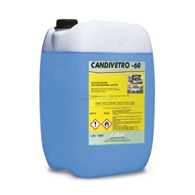 Lavavetri anticongelante Candivetro -60 Tanica 20 Kg.
