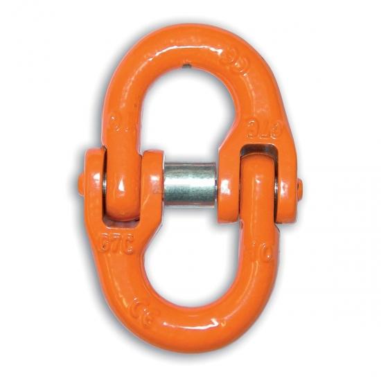 Maglia Giunzione 7mm Gr100 Wll 1900 Kg Arancione