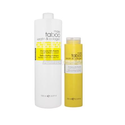 Make Taboo - Keratin & Collagen - Shampoo ristrutturante