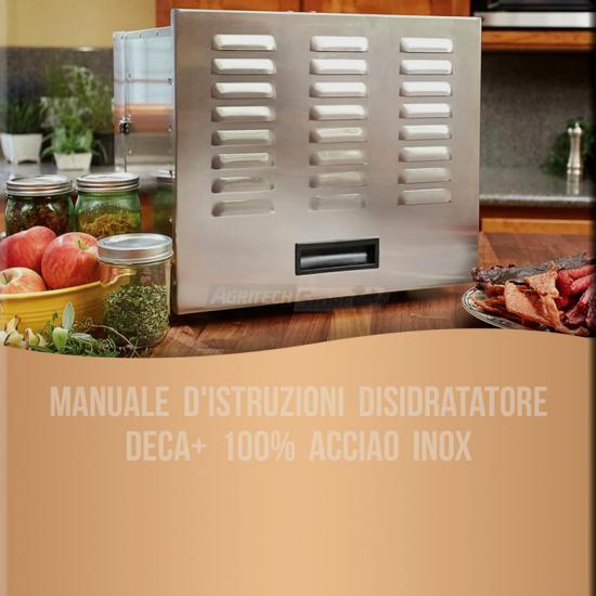 Offerte pazze Comparatore prezzi  Manuale Distruzioni Disidratatore Concept Pro Deca  il miglior prezzo