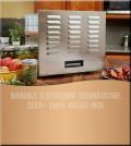 Manuale D'istruzioni Disidratatore Concept PRO Deca+