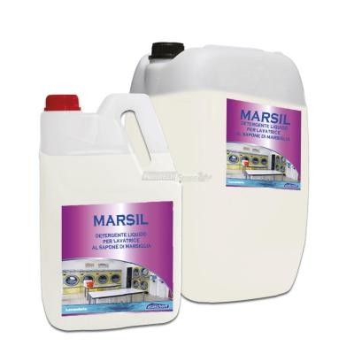 MARSIL Detersivo Liquido per Lavatrice e a Mano