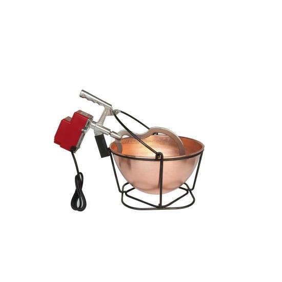 Offerte pazze Comparatore prezzi  Mescolatore Paiolo Elettrico In Rame Litri 75  il miglior prezzo