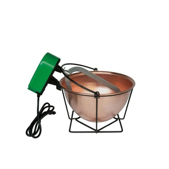 Offerte pazze Comparatore prezzi  Mescolatore Paiolo Elettrico In Rame Lt3 Art0574  il miglior prezzo