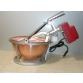 Mescolatore-Paiolo elettrico in Rame lt.4 Art.0575