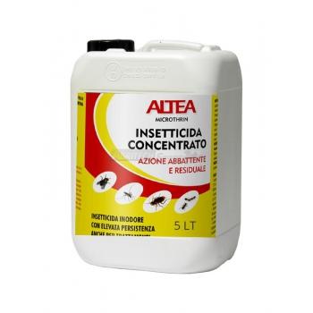 Microthrin Insetticida Concentrato per Zanzare ed insetti da 5 Litro