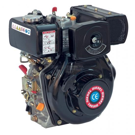 Motore Diesel Hailin Hp 42 Avviamento Elettrico