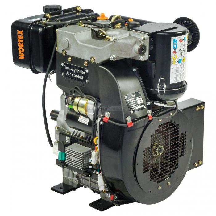 Motore Hailin diesel HL292FE-HP 22