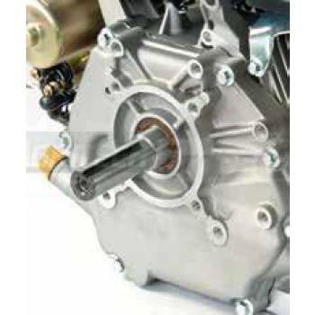 Motore con albero cilindrico