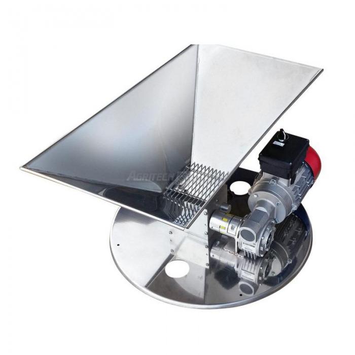 MULINO Elettrico M100E per Birrificazione