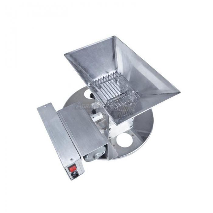 MULINO Elettrico M50E per Birrificazione