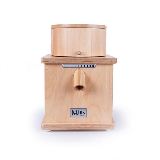 Offerte pazze Comparatore prezzi  Mulino Macinacereali A Pietra Milla Pro 370w  il miglior prezzo