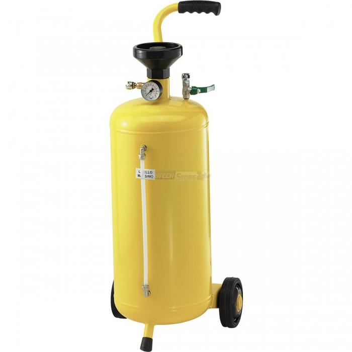 Nebulizzatore Spary a ricarica pneumatica LavorPRO