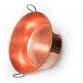 Paiolo in Rame da 250 Litri Special Diametro Altezza 1/2