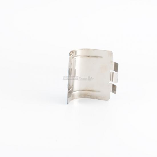 Miglior prezzo Paraspruzzi Inox N 3 per Spremipomodoro Reber -