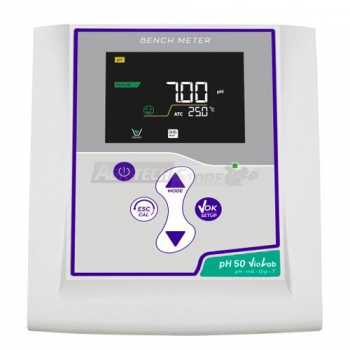 pH50 VioLab pHmetro da Banco + 201T DHS