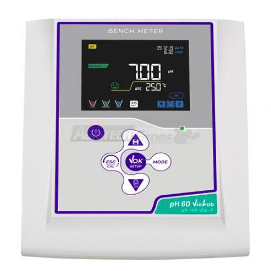 Offerte pazze Comparatore prezzi  Ph 60 Violab Phmetro Da Banco Con Elettrodo 201t Dhs  il miglior prezzo
