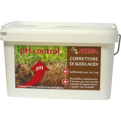 pH Control Correttore di suoli Acidi