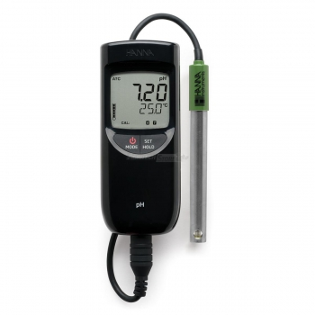 pHmetro portatile a tenuta stagna - HI99101
