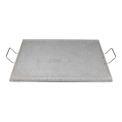 Pietra lavica cm 60x40 con supporto
